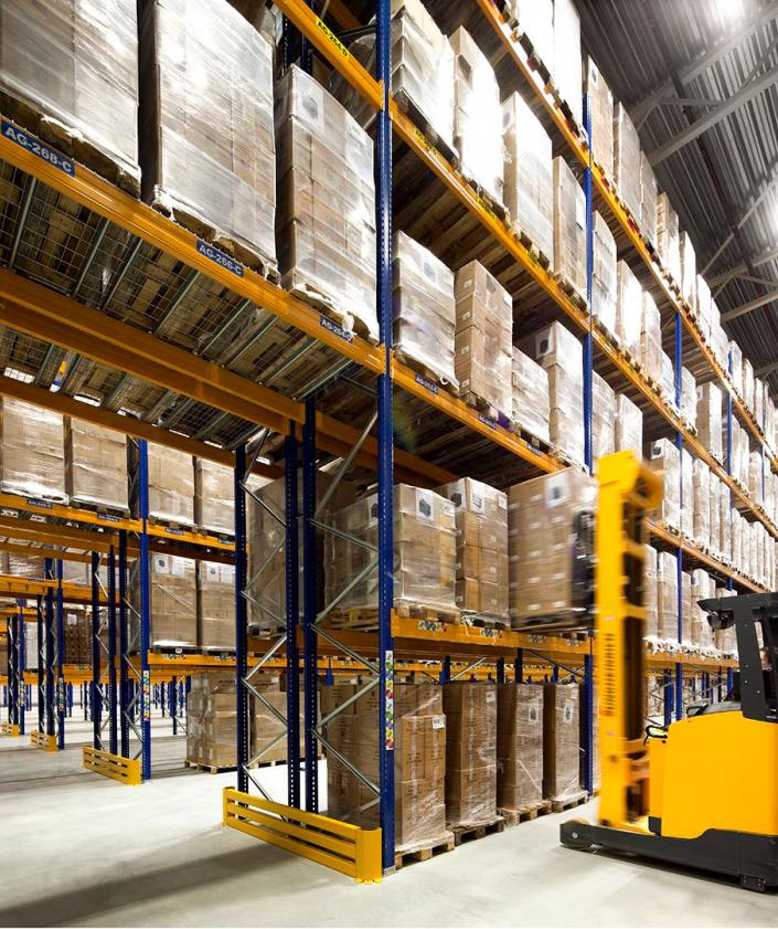 Warehouse, warehousing