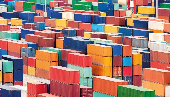 Incoterms 2020, containers, inland terminal